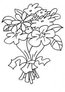 colorear-ramo-de-flores